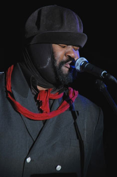 Gregory Porter (Thaddus)