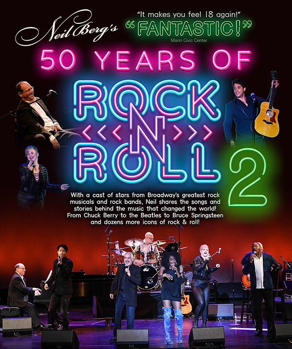 Neil Berg's 50 Years of Rock & Roll Part 2